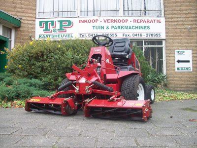 Toro Groundmaster Pro 2000